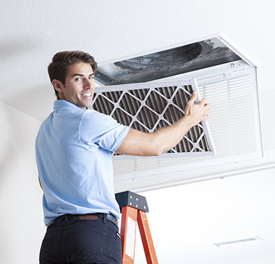 Air duct Cleaning Company in California